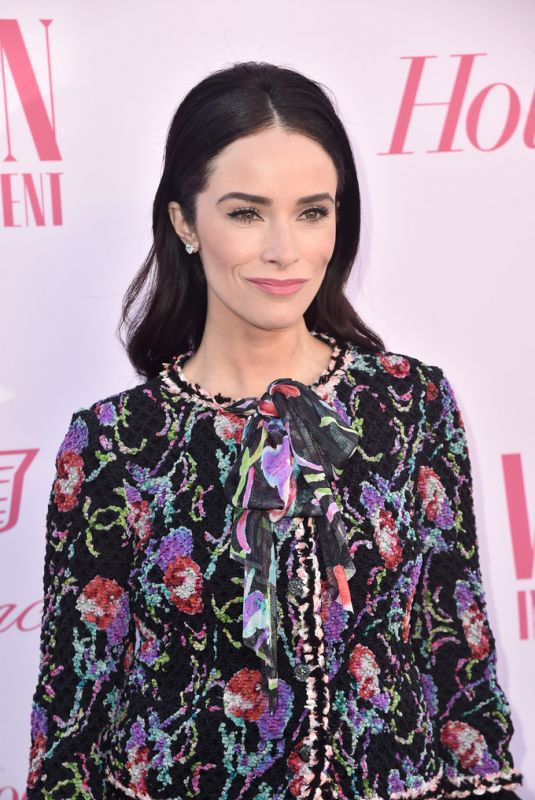 ABIGAIL SPENCER at The Hollywood Reporetr's Power 100 Women in Entertainment in Hollywood 12/11/2019