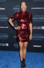 AISHA TYLER at Star Wars: The Rise of Skywalker Premiere in Los Angeles 12/16/2019