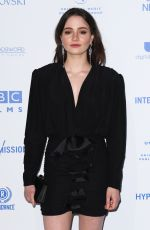 AISLING FRANCOISI at British Independent Film Awards 2019 in London 12/01/2019