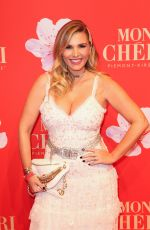 ALESSANDRA GEISSEL at Mon Cheri Barbara Tag Ball 12/04/2019