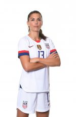 ALEX MORGAN - Fifa World Cup USA Team Portraits, June 2019