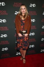 ALEX ROSE WIESEL at Mob Town Premiere in Los Angeles 12/13/2019