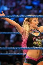 ALEXA BLISS at WWE Smackdown in Birmingham, Alabama 11/29/2019