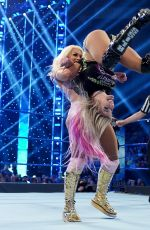 ALEXA BLISS at WWE Smackdown in Fayetteville 12/06/2019