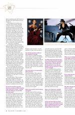 ALICIA KEYS in Billboard Magazine, December 2019