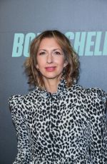 ALYSIA REINER at Bombshell Premiere in New York 12/16/2019