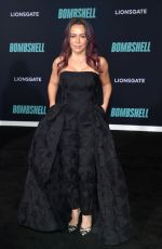 ALYSSA MILANO at Bombshell Special Screening in Westwood 12/10/2019