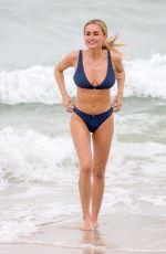 AMBER DAVIES in Bikini at Brighton Beach in Adelaide 12/08/2019