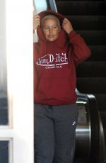 AMBER ROSE Out and About in Los Angeles 12/15/2019