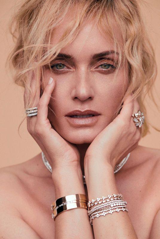 AMBER VALLETTA for Anita Ko's Jewelery 2020 Campaign