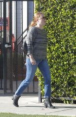 AMY ADAMS Out and About in Beverly Hills 12/19/2019