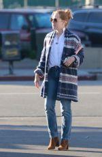 AMY ADAMS Out Shopping in Los Feliz 12/15/2019