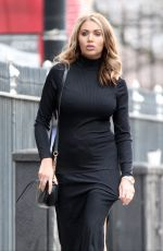 AMY CHILDS Out and About in London 12/13/2019