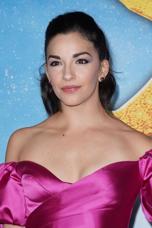 ANA VILLAFANE at Cats Premiere in New York 12/6/2019