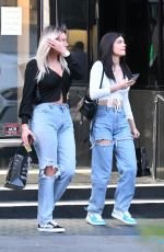ANASTASIA KARANIKOLAOU Leaves XIV Karats in Beverly Hills 12/19/2019