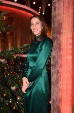 ANDREA PETKOVIC at ZDF Christmas Gala 12/04/2019