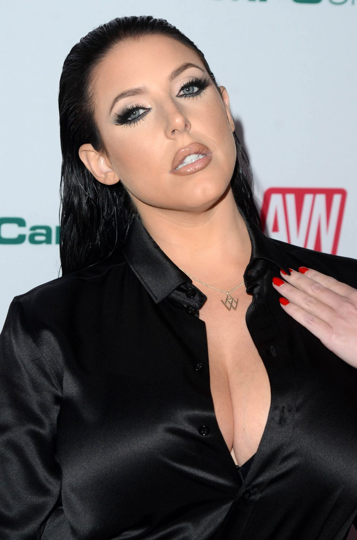 Angela White Pictures angela white at avn awards nominations announcement in