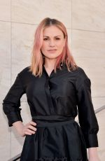 ANNA PAQUIN at The Hollywood Reporetr