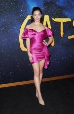 ANNA VILLAFANE at Cats Premiere in New York 12/6/2019