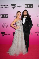 APRIL ROSE PENGILLY at NGV Gala 2019 in Melbourne 11/30/2019