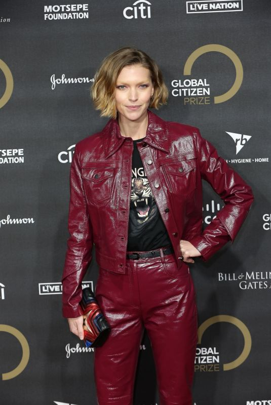 ARIZONA MUSE at Global Citizen Prize 2019 in London 12/13/2019