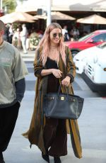 ASHLEE SIMPSON and Evan Ross Out Shopping in Beverly Hills 12/20/2019