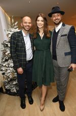 ASHLEY GREENE at Brooks Brothers Annual Holiday Celebration in West Hollywood 12/07/2019