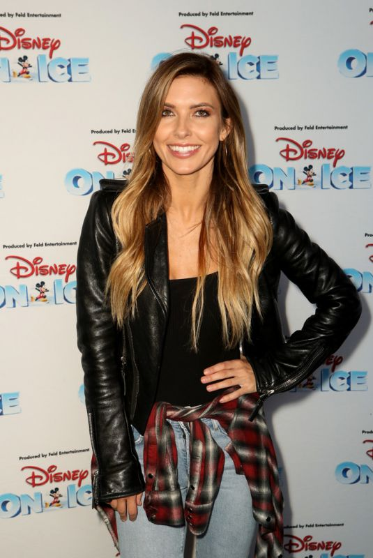 AUDRINA PATRIDGE at 2019 Disney on Ice: Mickey's Search Party in Los Angeles 12/13/2019