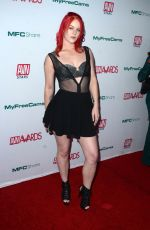 AVA MONROE at AVN Awards Nominations Announcement in Hollywood 11/21/2019