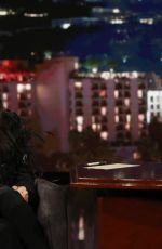 AWKWAFINA at Jimmy Kimmel Live 12/12/2019