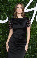 BARBARA PALVIN at Fashion Awards 2019 in London 12/02/2019