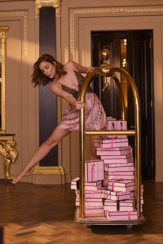 BARBARA PALVIN for Victoria's Secret, December 2019