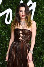 BELLA THORNE at Fashion Awards 2019 in London 12/02/2019