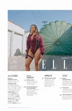 BEYONCE in Elle Magazine, UK January 2020