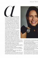 BIANCA BALTI in Elle Magazine, Spain January 2020