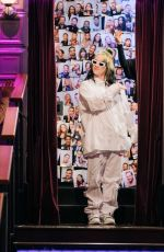 BILLIE EILISH at Late Late Show with James Corden 12/09/2019