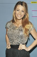BLAKE LIVELY in Essentials Magazine, South Africa January 2020