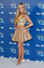BRIANNE DELCOURT at Dancing on Ice, Series 11 Launch Photocall in Hertfordshire 12/09/2019