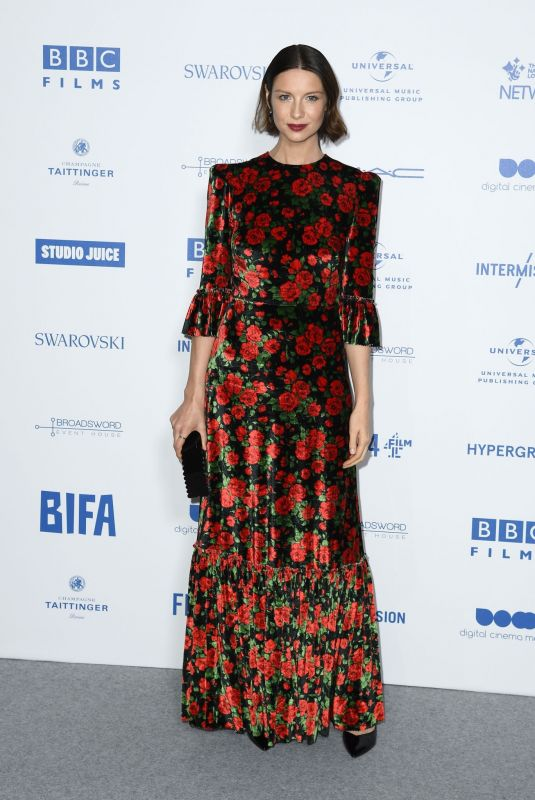CAITRIONA BALFE at British Independent Film Awards 2019 in London 12/01/2019