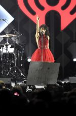 CAMILA CABELLO at 101.3 KDWB's Jingle Ball 2019 in St. Paul 12/09/2019