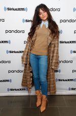 CAMILA CABELLO at SiriusXM Studios in New York 12/13/2019