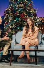 CAMILA MORRONE at Late Late Show with James Corden 12/12/2019