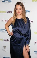 CAMILLA BERESFORD at Teens Unite Annual Fundraising Gala in London 11/29/2019