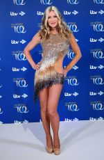 CAPRICE BOURRET at Dancing on Ice, Series 11 Launch Photocall in Hertfordshire 12/09/2019