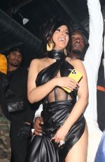 CARDI B at Offset Birthday Party 12/13/2019