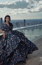 CARDI B in Vogue Magazine, January 2020