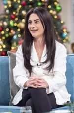 CARINA LEPORE at This Morning Show in London 12/19/2019
