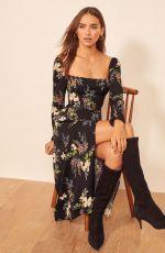 CAROLINA SANCHEZ for Reformation Winter 2019/2020 Collection