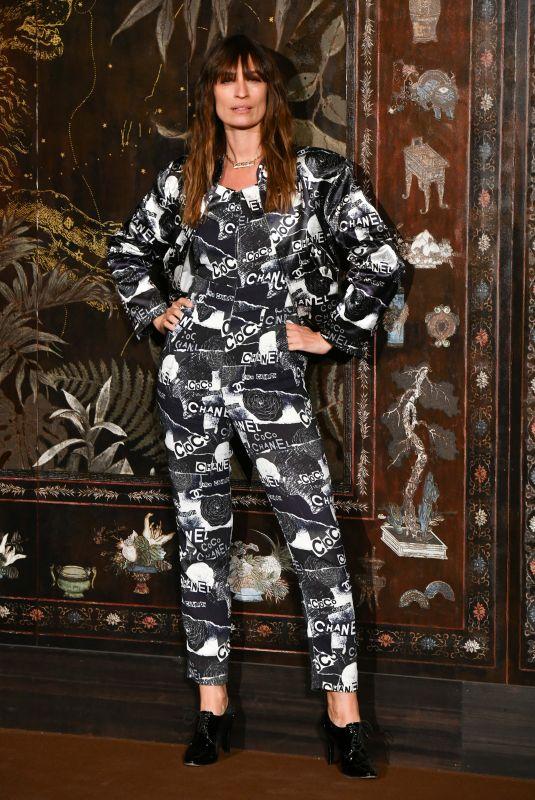 CAROLINE DE <AIGRET at Chanel Metiers D'Art 2019/2020 Runway Show in Paris 12/04/2019