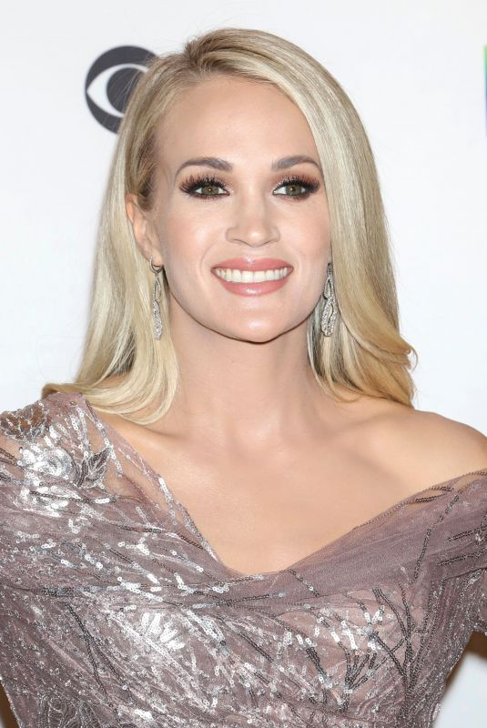 CARRIE UNDERWOOD at 2019 Kennedy Center Honors in Washington, DC 12/08/2019